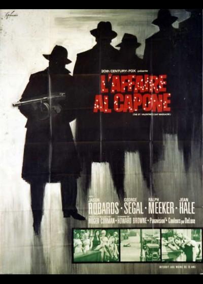 affiche du film AFFAIRE AL CAPONE (L')