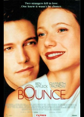 BOUNCE movie poster