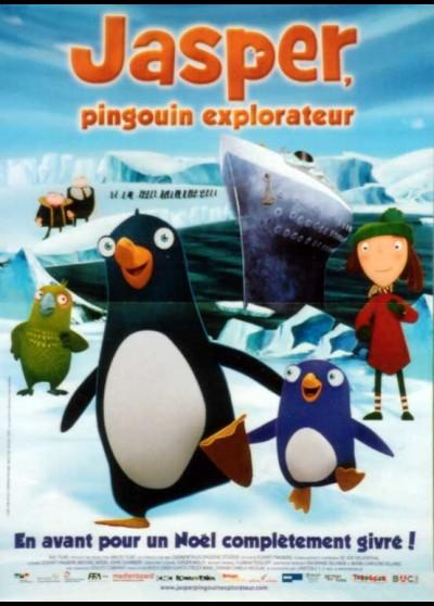 affiche du film JASPER PINGOUIN EXPLORATEUR