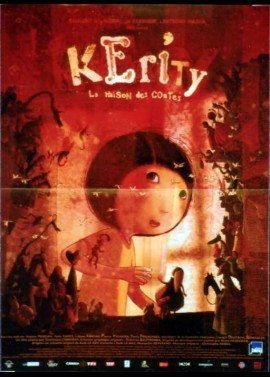 KERITY LA MAISON DES CONTES movie poster