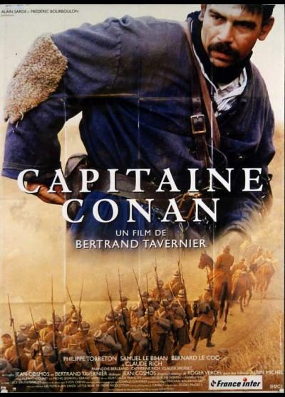 affiche du film CAPITAINE CONAN
