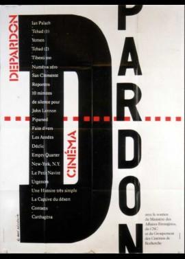 DEPARDON RETROSPECTIVE movie poster