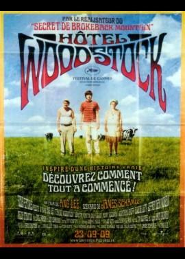 affiche du film HOTEL WOODSTOCK