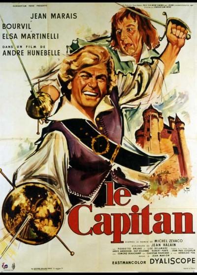 CAPITAN (LE) movie poster