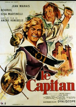 CAPITAN (LE) movie poster