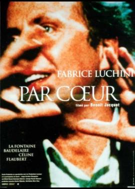 affiche du film PAR COEUR