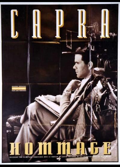 CAPRA HOMMAGE movie poster