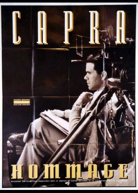 affiche du film CAPRA HOMMAGE