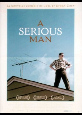 affiche du film A SERIOUS MAN