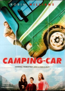 CAMPING CAR movie poster