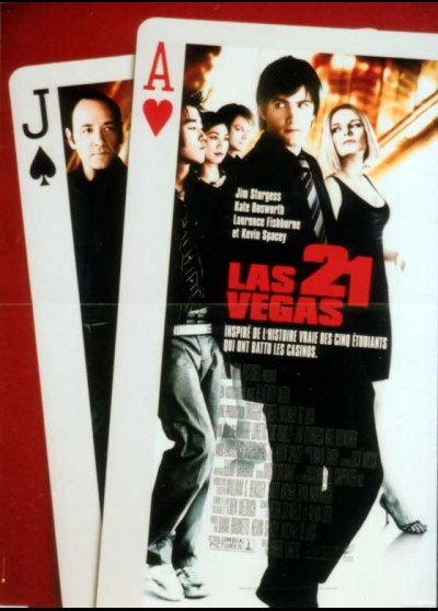 21 / TWENTY ONE movie poster