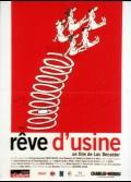 REVE D'USINE