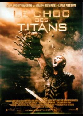 affiche du film CHOC DES TITANS (LE)