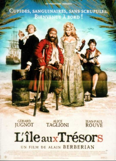 ILE AUX TRESORS (L') movie poster