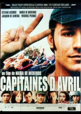 affiche du film CAPITAINES D'AVRIL