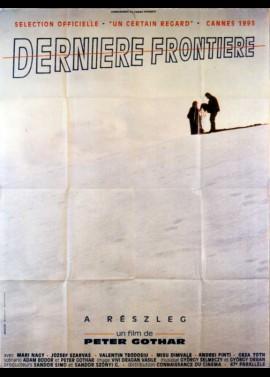 A RESZLEG movie poster
