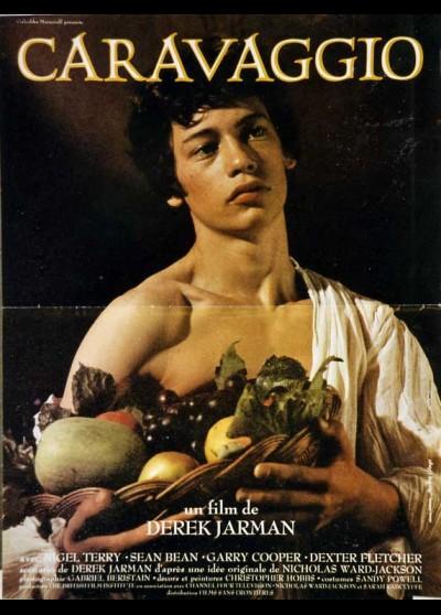 CARAVAGGIO movie poster