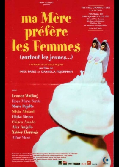 A MI MADRE LE GUSTAN LAS MUJERES movie poster