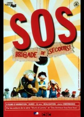 affiche du film S.O.S BRIGADE DE SECOURS
