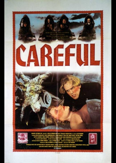 affiche du film CAREFUL