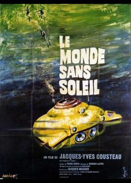 MONDE SANS SOLEIL (LE) movie poster