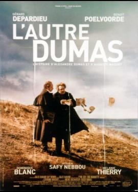 affiche du film AUTRE DUMAS (L')