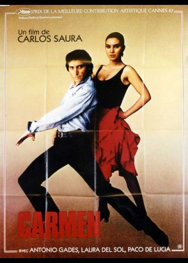 CARMEN movie poster