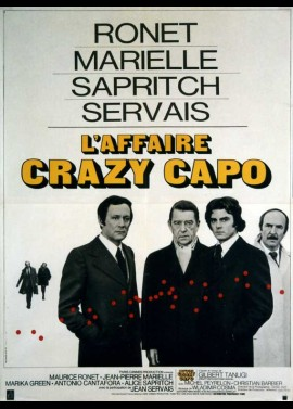 AFFAIRE CRAZY CAPO (L') movie poster