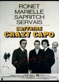 AFFAIRE CRAZY CAPO (L')
