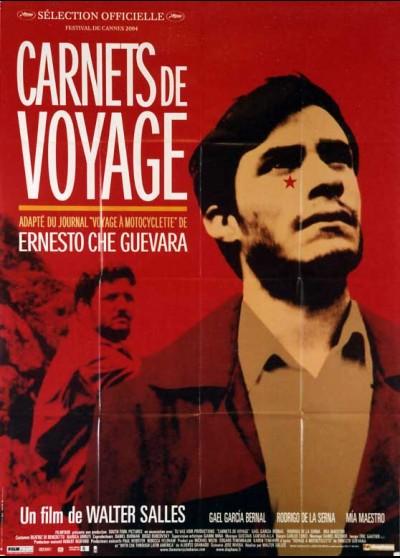 affiche du film CARNETS DE VOYAGE