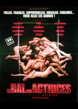 BAL DES ACTRICES (LE) movie poster