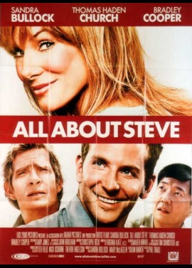 affiche du film ALL ABOUT STEVE
