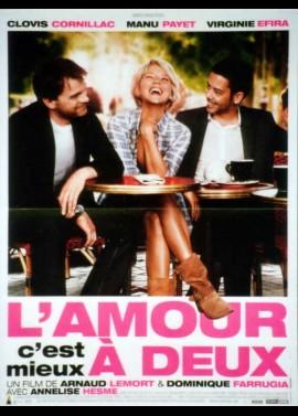 AMOUR C'EST MIEUX A DEUX (L') movie poster