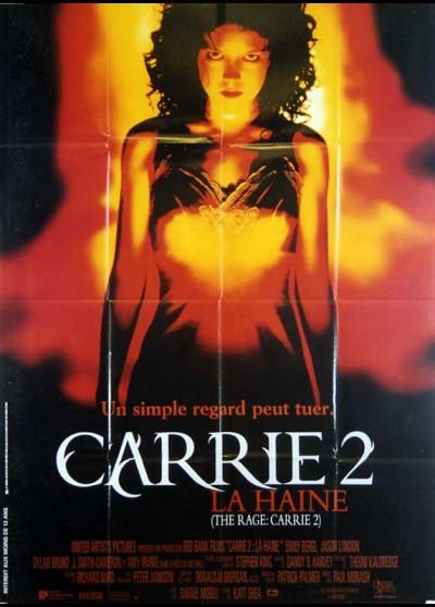 affiche du film CARRIE 2