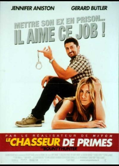 affiche du film CHASSEUR DE PRIMES (LE)