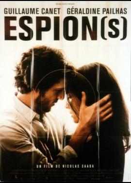 ESPION(S) movie poster