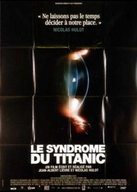 affiche du film SYNDROME DU TITANIC (LE)