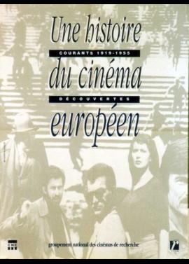 affiche du film UNE HISTOIRE DU CINEMA EUROPEEN