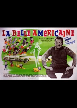 affiche du film BELLE AMERICAINE (LA)