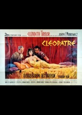 CLEOPATRA movie poster