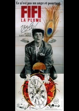 FIFI LA PLUME movie poster