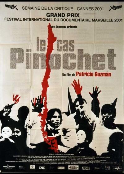 affiche du film CAS PINOCHET (LE)