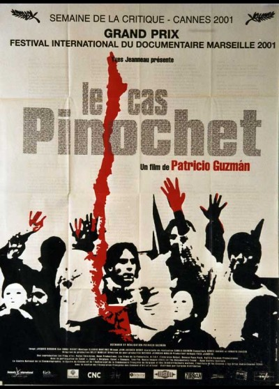CAS PINOCHET (LE) movie poster
