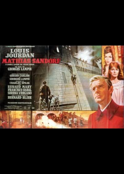 MATHIAS SANDORF movie poster