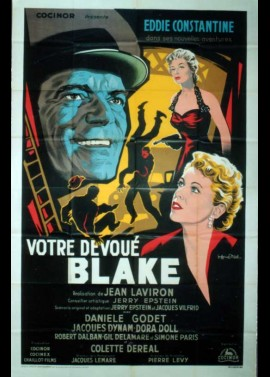 VOTRE DEVOUE BLAKE movie poster