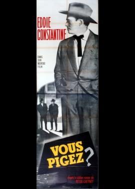 VOUS PIGEZ movie poster