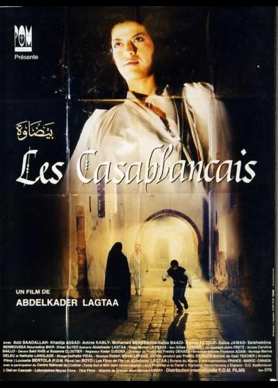 affiche du film CASABLANCAIS (LES)