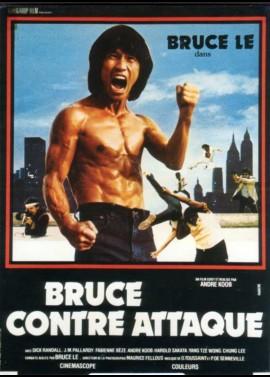 affiche du film BRUCE CONTRE ATTAQUE