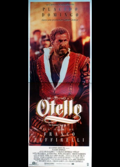 OTELLO movie poster