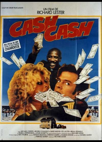 affiche du film CASH CASH